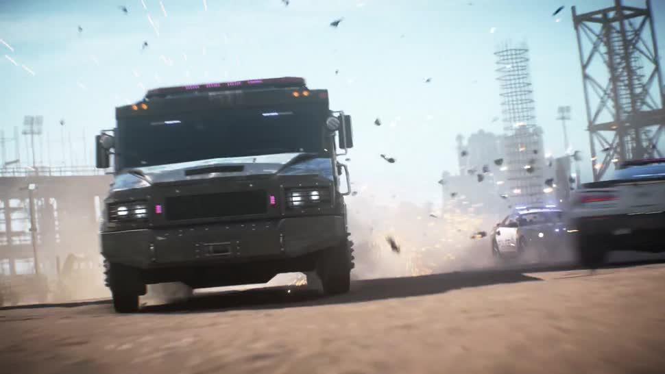 Trailer, Electronic Arts, Ea, Gamescom, Rennspiel, Need for Speed, Gamescom 2017, Need for Speed Payback