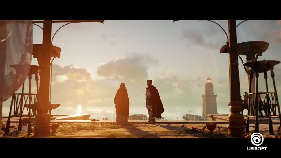 Trailer, Ubisoft, Gamescom, actionspiel, Assassin's Creed, Gamescom 2017, Assassin's Creed Origins