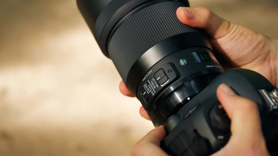 ValueTech, Fotografie, Objektiv, Sigma, 135 mm F1.8 DG HSM ART