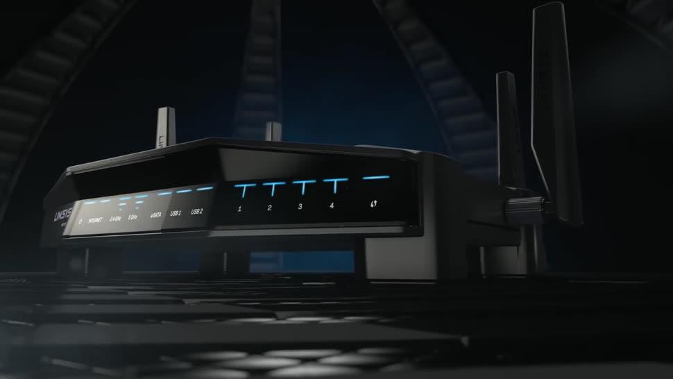 Gaming, Router, Netzwerk, Ethernet, Linksys
