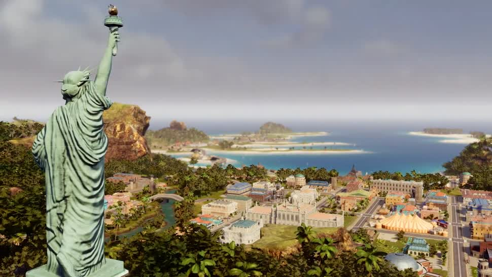 Trailer, Gamescom, Strategiespiel, Gamescom 2017, Kalypso Media, Tropico, Tropico 6