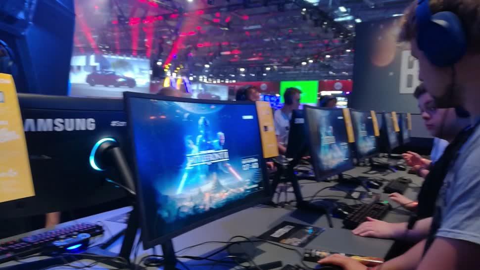 Spiele, Video, Spiel, Games, Gamescom, VR, Game, Messe, Computerspiele, Spielemesse, Köln, Gamescom 2017, Monster Hunter World, Life is Strange, Abschluss, Fazit, Detroit
