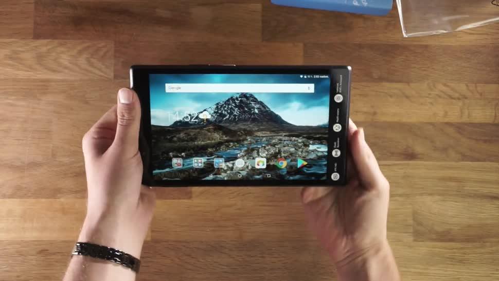 Android, Tablet, Lenovo, Andrzej Tokarski, Tabletblog, Unboxing, Lenovo Tab 4, Lenovo Tab 4 8, Tab 4 8, Tab 4