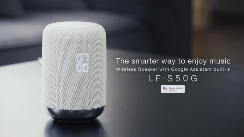 Sony, Ifa, Lautsprecher, IFA 2017, Google Assistant, Smart Speaker, Sony LF-S50G