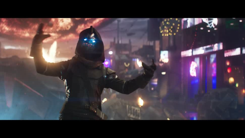 Trailer, Ego-Shooter, actionspiel, Online-Spiele, Activision, Online-Shooter, Bungie, Destiny, Destiny 2