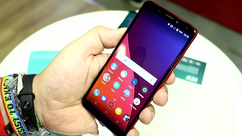 Smartphone, Smartphones, Hands-On, Hardware, Ifa, Hands on, IFA 2017, Wiko View