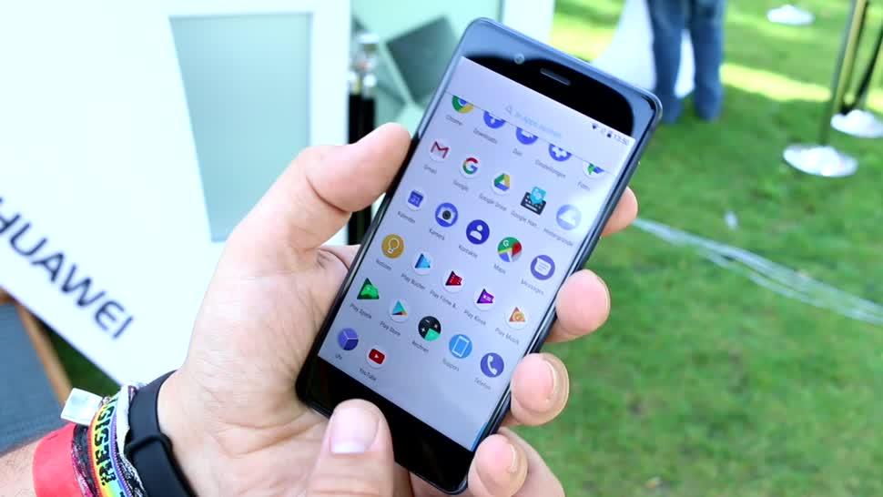 Smartphone, Nokia, Ifa, Roland Quandt, IFA 2017, Nokia 8