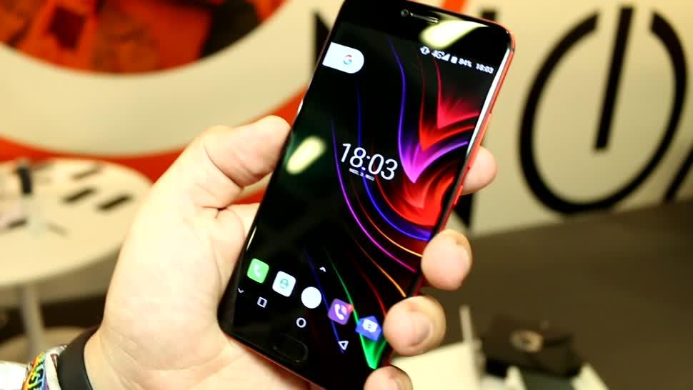 Smartphone, Android, Ifa, IFA 2017, Noa H10LE, Hangar18