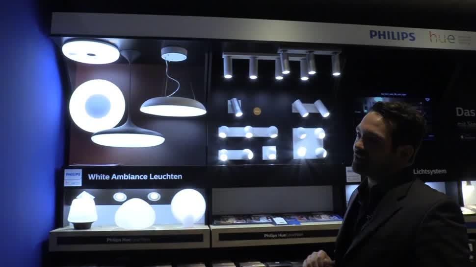 Philips Hue Lampen : Philips hue neue leuchten und entertainment update vorgestellt