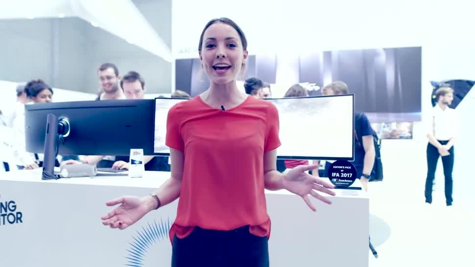 Samsung, Ifa, Monitor, IFA 2017, Sexismus