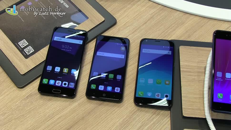 Smartphone, Android, Smartphones, Hands-On, Ifa, Hands on, Lutz Herkner, IFA 2017, Mobiwatch, ZTE Blade, ZTE Blade v8 Mini, Blade V8 Mini, ZTE Blade V8 64 GB, Blade V8 64 GB, Blade A6, ZTE Blade A6
