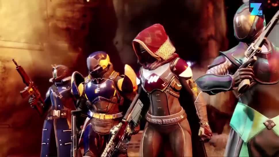 Ego-Shooter, actionspiel, Zoomin, Online-Spiele, Activision, Online-Shooter, Bungie, Destiny, Destiny 2