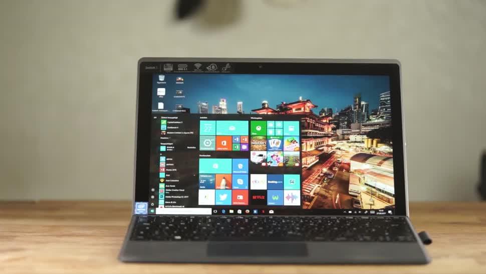 Windows 10, Tablet, Test, Acer, Andrzej Tokarski, Tabletblog, Windows-Tablet, Acer Switch, Switch 3, Acer Switch 3