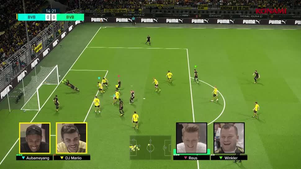 Trailer, Fußball, Konami, PES, Pro Evolution Soccer, PES 2018