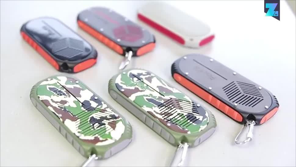 Zoomin, Crowdfunding, Kickstarter, Gadget, Powerbank, Alarm, PocKit