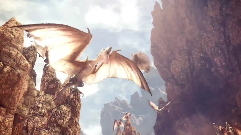 Trailer, Rollenspiel, Capcom, Tokyo Game Show, Monster Hunter, Monster Hunter: World, TGS 2017