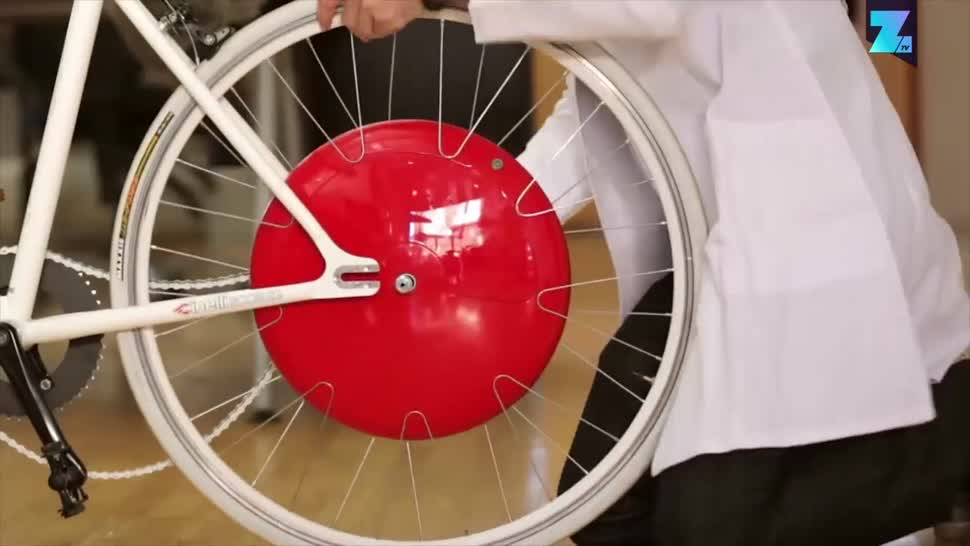 Zoomin, MIT, Fahrrad, Massachusetts Institute of Technology, Copenhagen Wheel, Superpedestrian