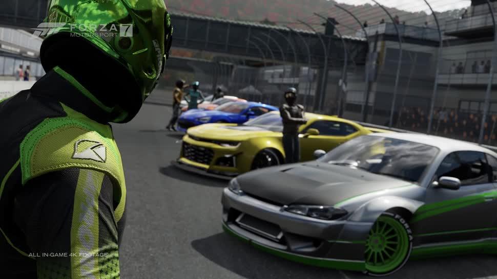 Microsoft, Trailer, Xbox, Xbox One, Microsoft Xbox One, Forza, Forza Motorsport, Forza Motorsport 7