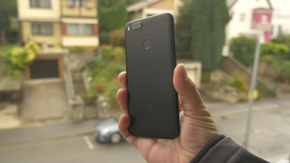 Smartphone, Android, Xiaomi, Timm Mohn, Mi 5X