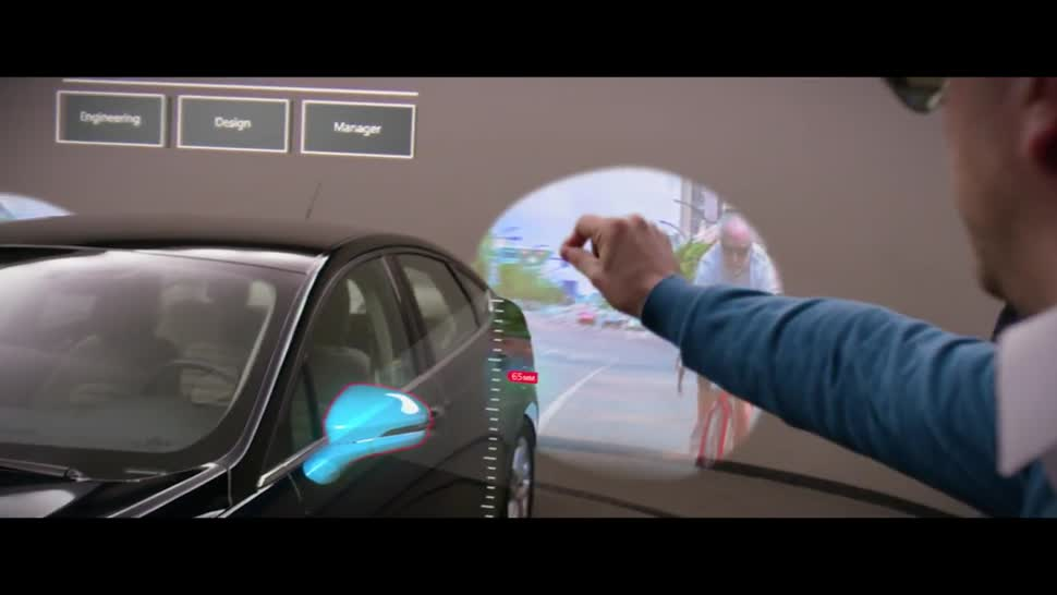 Microsoft, Design, Auto, Virtual Reality, VR, Augmented Reality, Headset, Fahrzeug, Augmented-Reality, HoloLens, VR-Brille, AR, VR-Headset, Microsoft HoloLens, Mixed Reality, Windows Holographic, Ford, Hologramm, AR-Brille, AR-Headset, MR