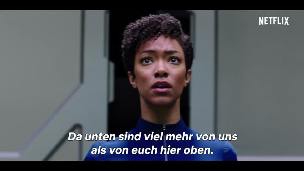 Netflix, Star Trek, Netflix Deutschland, Cbs, Star Trek: Discovery, Discovery