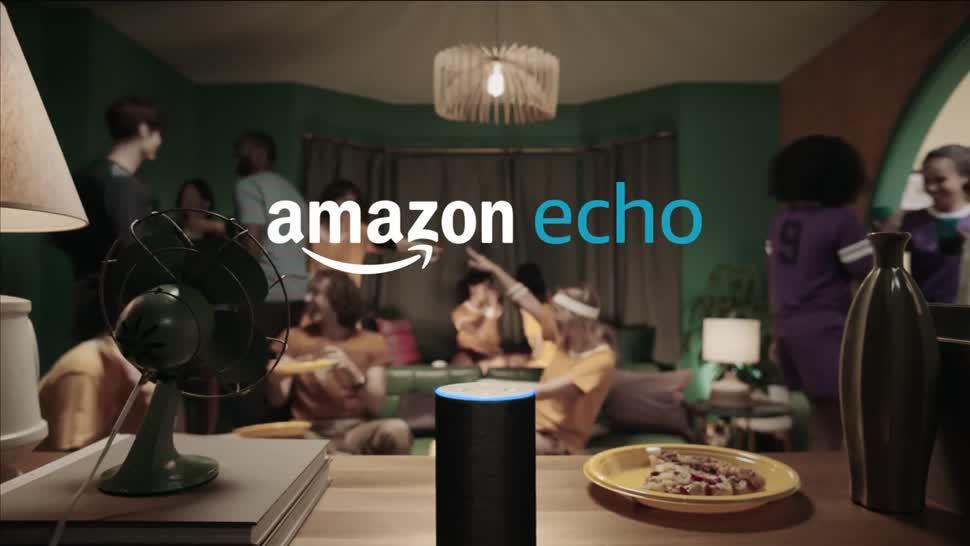 Amazon, Sprachassistent, Sprachsteuerung, Spracherkennung, Alexa, Lautsprecher, Amazon Echo, Spracheingabe, Echo