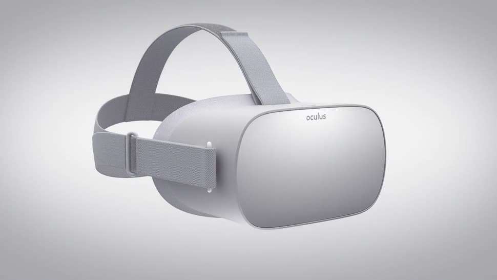 Facebook, Virtual Reality, VR, Headset, Oculus VR, VR-Brille, Oculus, VR-Headset, Oculus Go