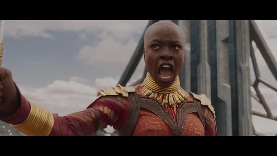 Trailer, Kino, Kinofilm, Marvel, Black Panther