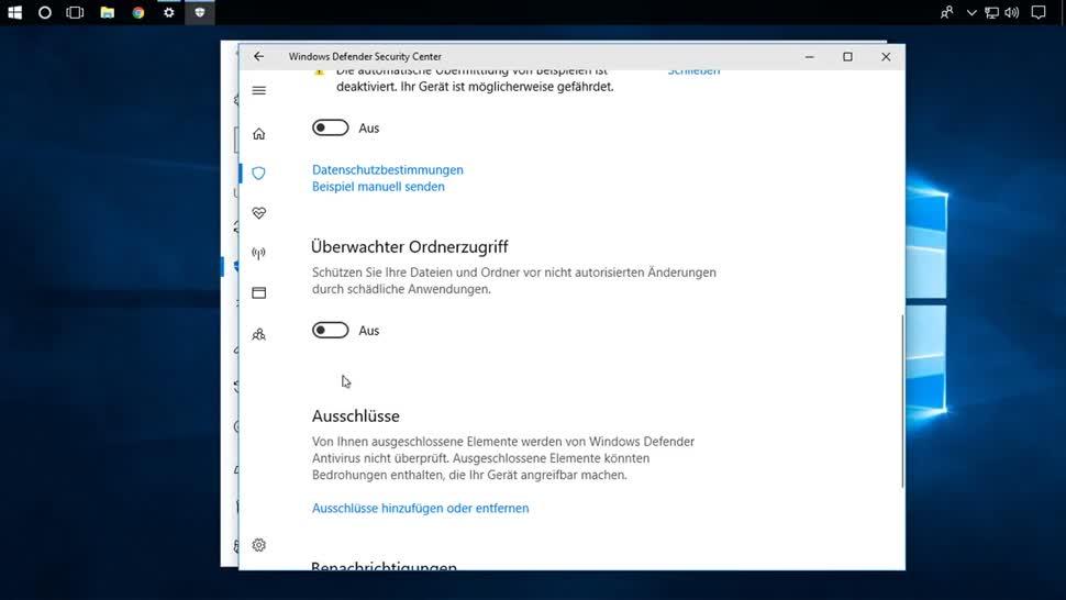 Microsoft, Betriebssystem, Windows 10, Sicherheit, SemperVideo, Fall Creators Update