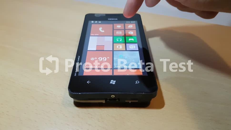 Smartphone, Smartphones, Nokia, Hardware, Prototyp, 3D-Touch, Projekt Midas, Midas