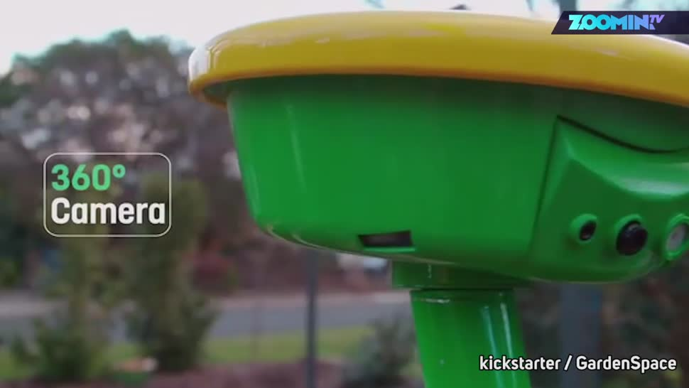 Zoomin, Crowdfunding, Kickstarter, Smart Home, Gadget, GardenSpace, Garten, Bewässerung