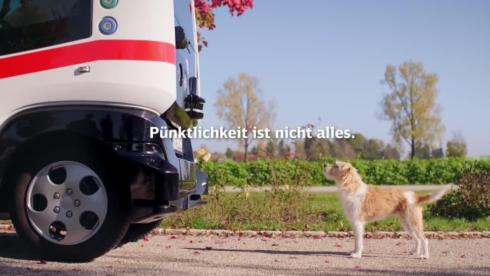 Deutschland, Deutsche Bahn, autonomes Fahren, Bus, Testbetrieb