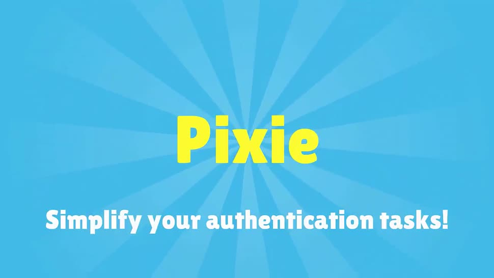 Sicherheit, Foto, Bildanalyse, Pixie, 2-Wege-Authentifizierung