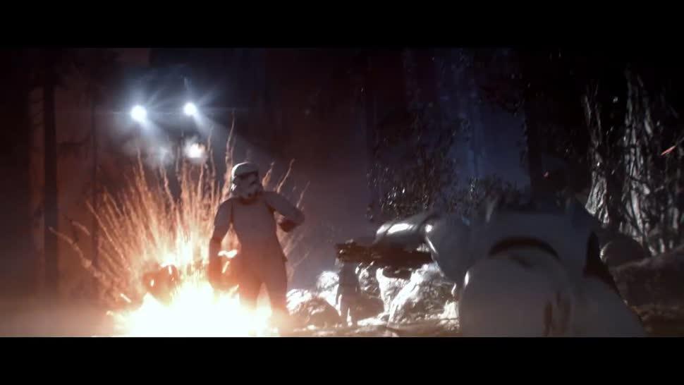 Trailer, Electronic Arts, Ego-Shooter, Ea, Star Wars, Dice, Star Wars: Battlefront, Star Wars Battlefront, Battlefront, Star Wars Battlefront II, Battlefront 2, Paris Games Week, Battlefront II, Paris Games Week 2017, PGW, PGW 2017