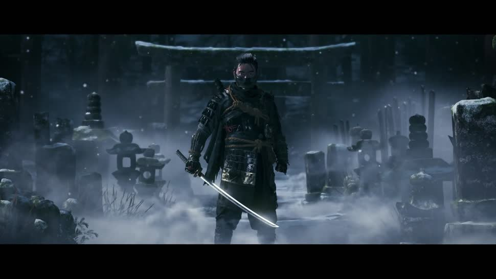 Trailer, Sony, PlayStation 4, Playstation, PS4, Sony PlayStation 4, Sony PS4, Paris Games Week, Paris Games Week 2017, PGW, PGW 2017, Sucker Punch, Ghost of Tsushima
