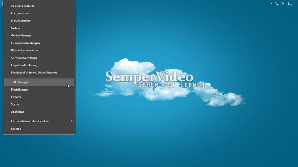 Windows 10, SemperVideo, Administrator, Benutzerkontensteuerung, Eingabeaufforderung