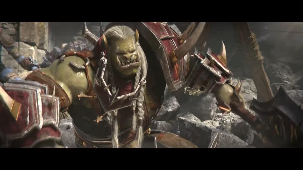 Trailer, Online-Spiele, Blizzard, Mmo, Mmorpg, Online-Rollenspiel, World of Warcraft, Blizzcon, Battle for Azeroth, Blizzcon 2017