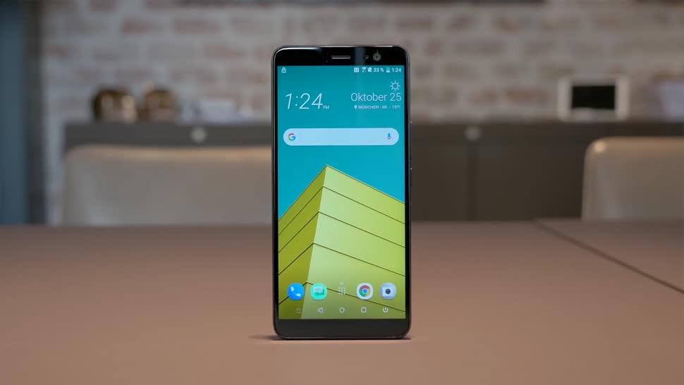 Smartphone, Android, Htc, Hands-On, Hands on, Daniil Matzkuhn, tblt, HTC U11 Plus, HTC U11+, U11 Plus, U11+