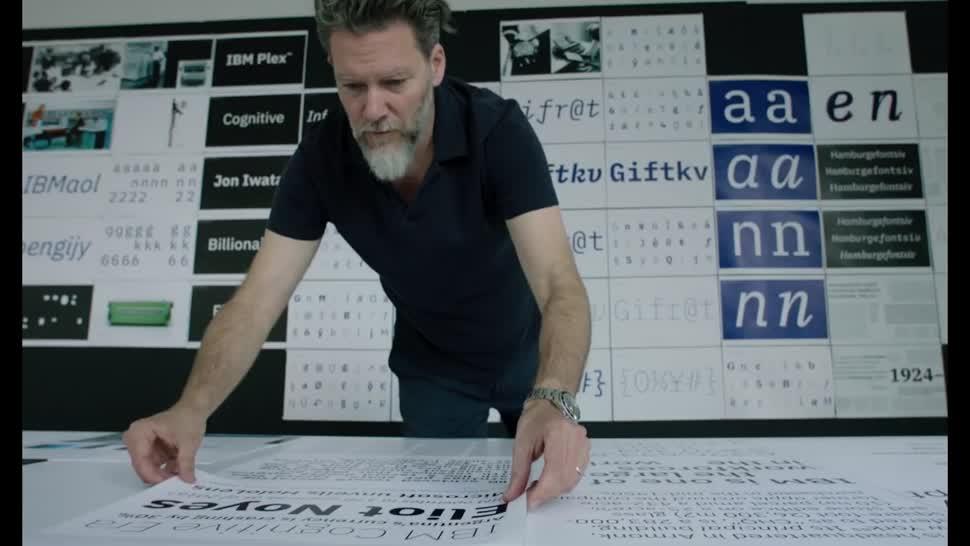 Design, Ibm, Font, plex, Schrift, Helvetica