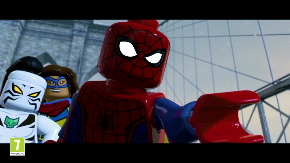 Trailer, Marvel, Warner Bros., Lego, Lego Marvel Super Heroes, Marvel Super Heroes, Lego Marvel Super Heroes 2, Marvel Super Heroes 2
