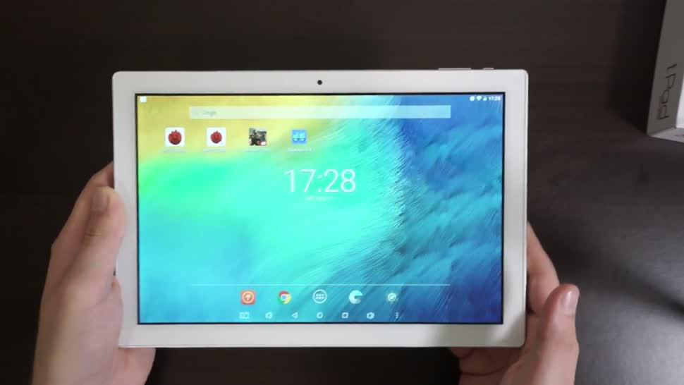 Android, Tablet, Andrzej Tokarski, Tabletblog, Unboxing, Teclast, P10, Teclast P10