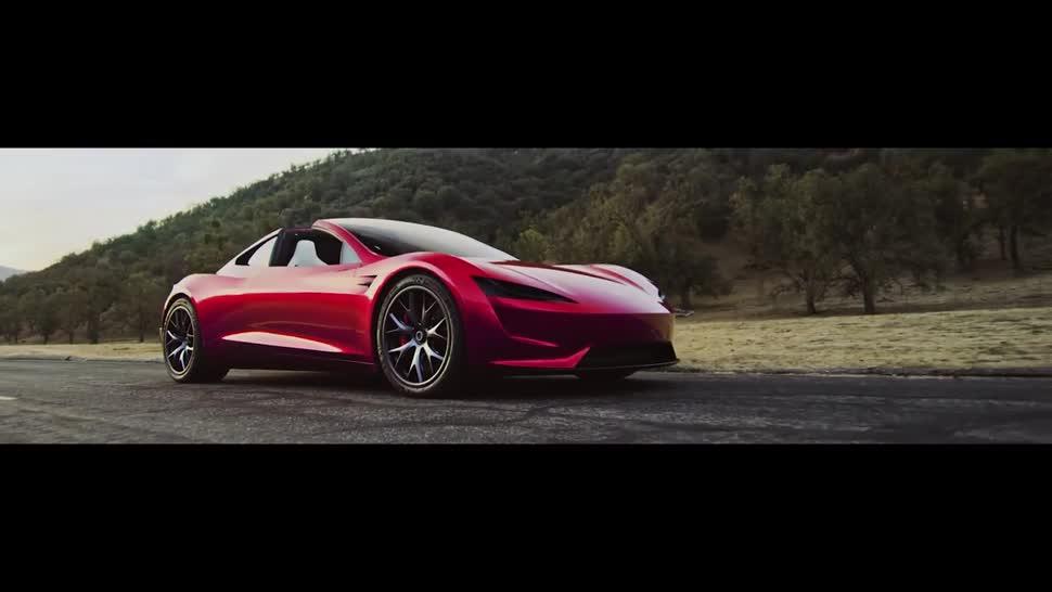 tesla, Elon Musk, Verkehr, Elektroauto, Sportwagen, Roadster