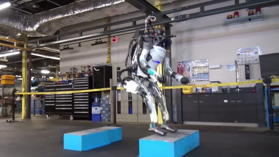 Forschung, Roboter, Boston Dynamics, Atlas