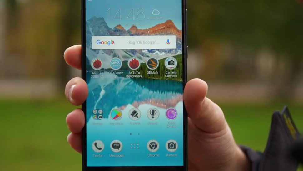 Smartphone, Android, Asus, ValueTech, ZenFone 4