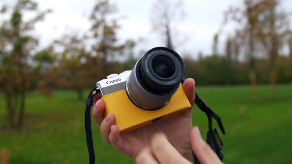 ValueTech, Canon, Systemkamera, DSLM, EOS M100