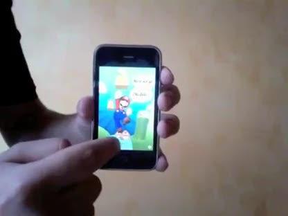Apple, Iphone, App, Nintendo, App Store, Super Mario