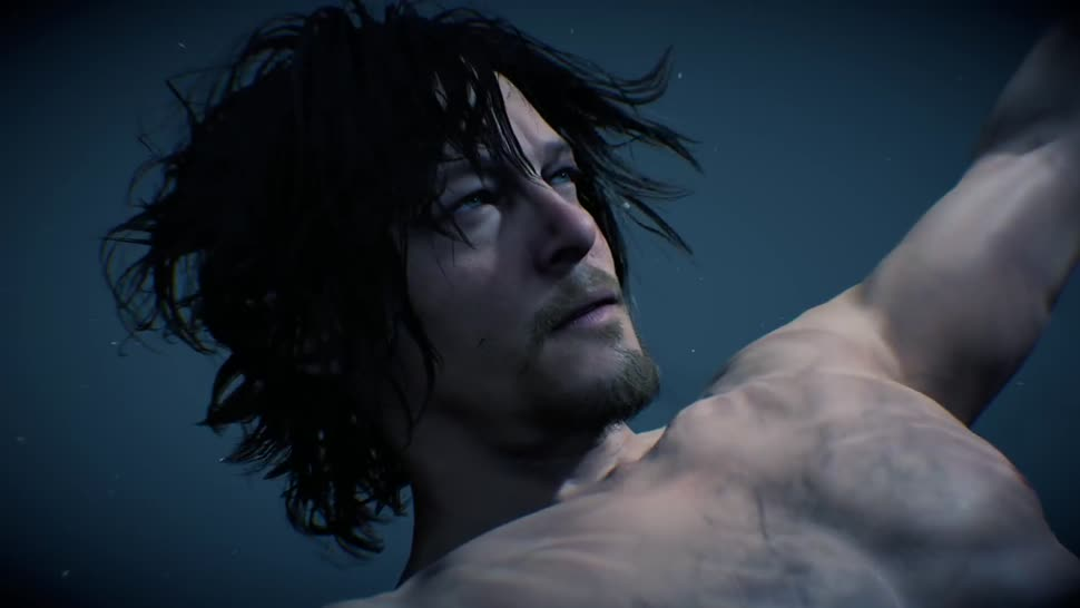 Trailer, Sony, PlayStation 4, Playstation, PS4, Sony PlayStation 4, Sony PS4, Hideo Kojima, Game Awards, Death Stranding, Norman Reedus, Game Awards 2017