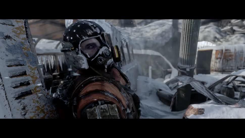 Trailer, Ego-Shooter, Metro, Deep Silver, Game Awards, Metro Exodus, Game Awards 2017, Dmitri Gluchowski, Metro 2035