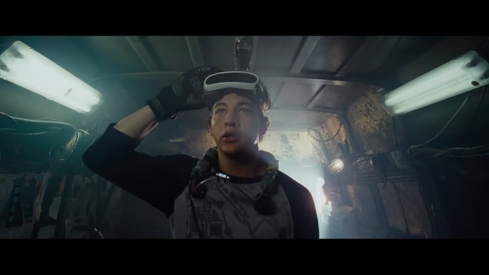 Trailer, Kinofilm, Warner Bros., Steven Spielberg, Ready Player One
