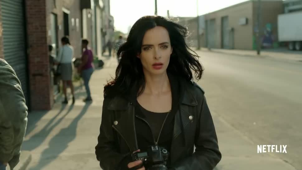 Trailer, Netflix, Serie, Teaser, Marvel, Superheld, Jessica Jones, Marvel's Jessica Jones
